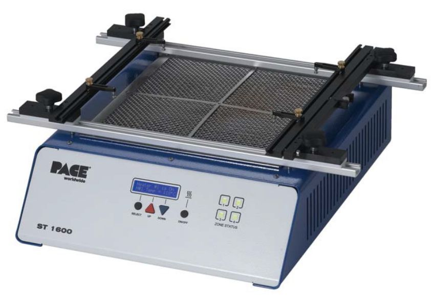 ST 1600 - Programmable Pre-Heater with Built-in PCB Holder