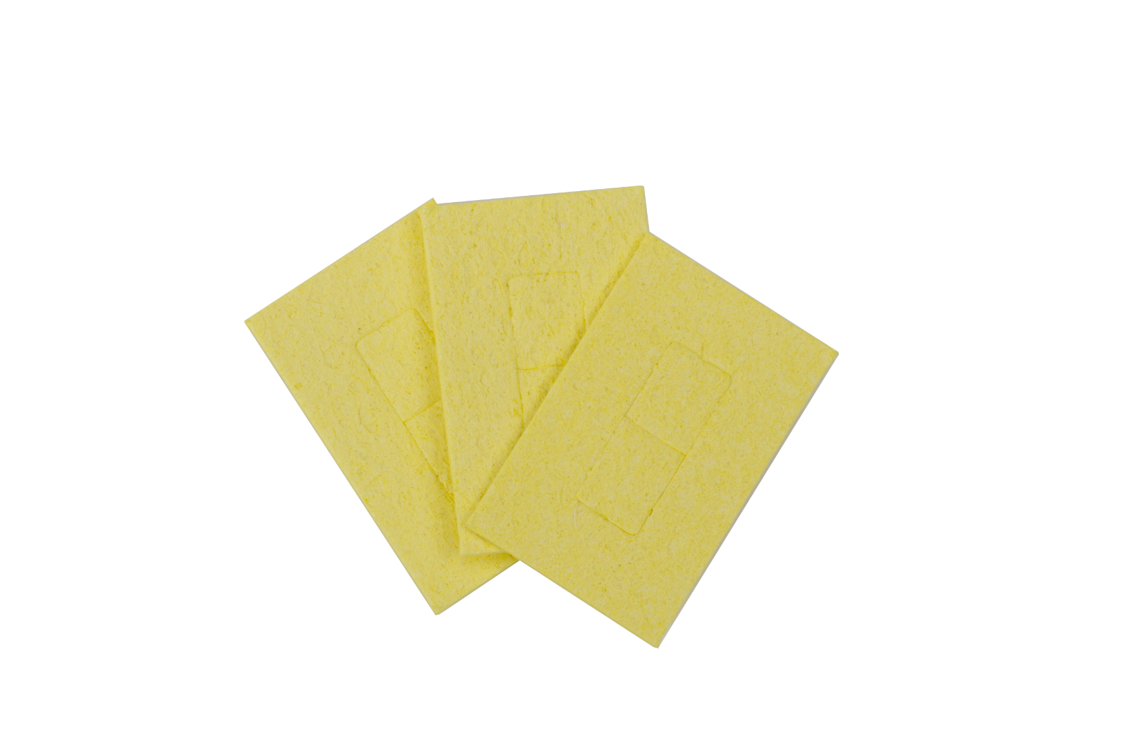 Replacement Sponges (Pack of 3)