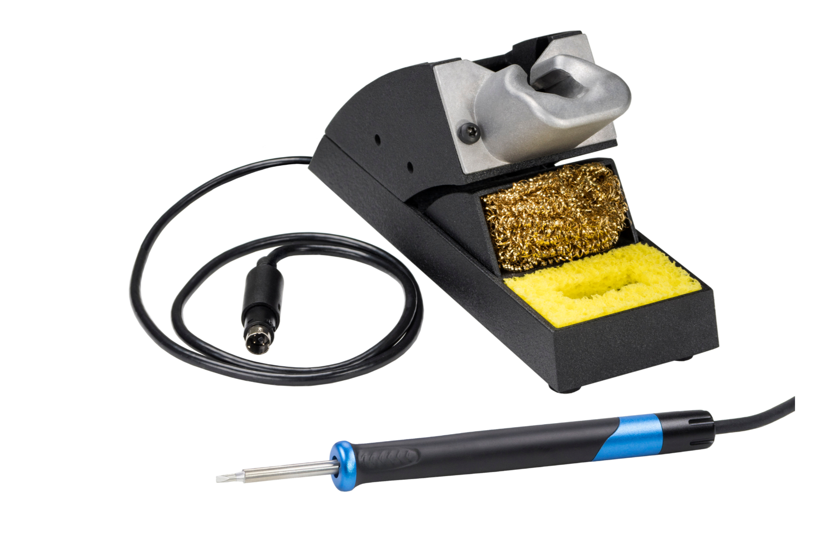 TD-200 AccuDrive™ Tip-Heater Cartridge Iron with Instant SetBack Tool Stand