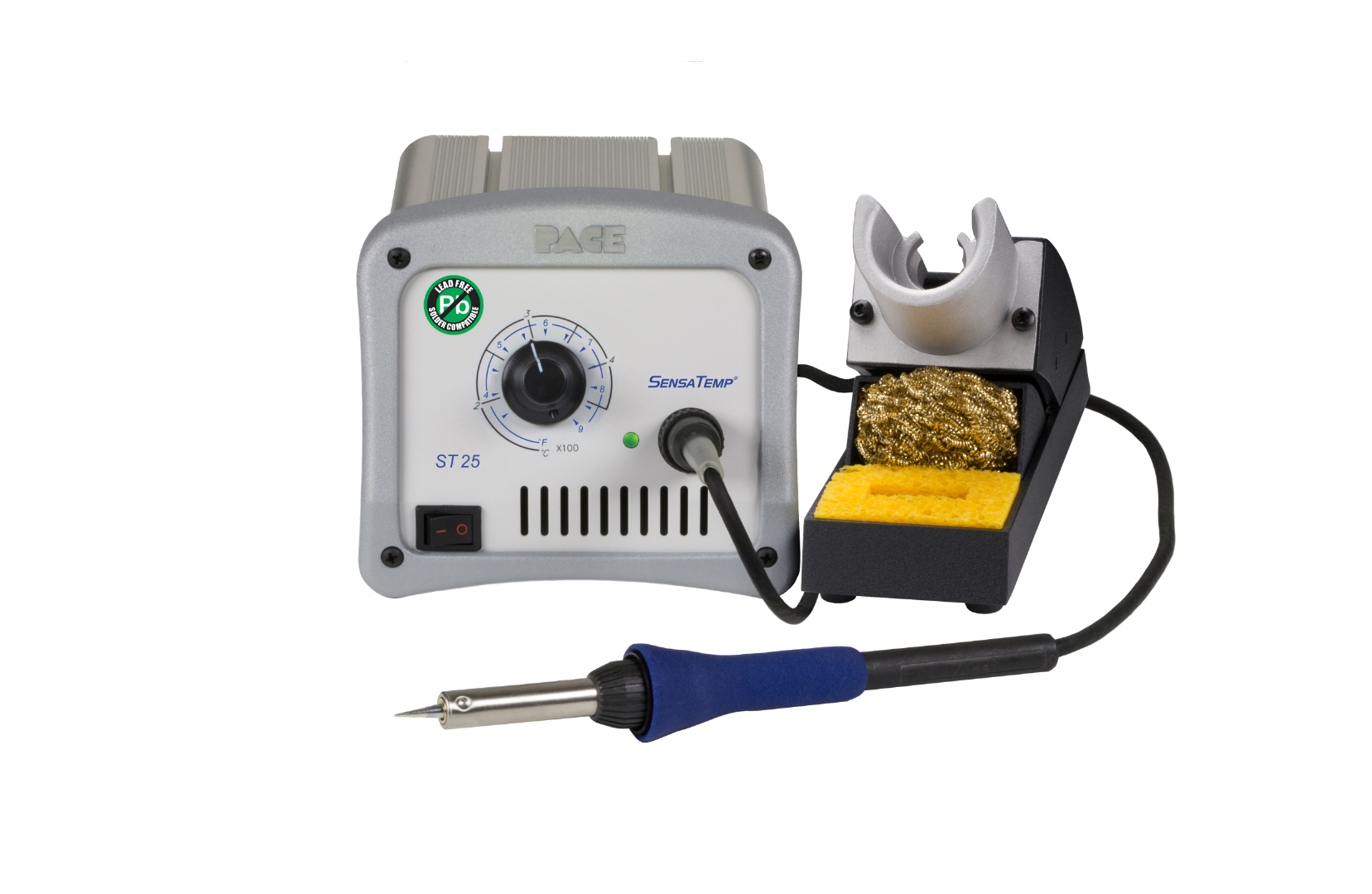 ST 25 Soldering Station with PS-90 High Capacity Soldering Iron