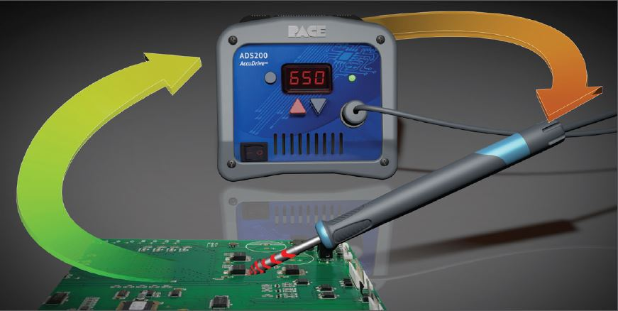 PACE AccuDrive Technology