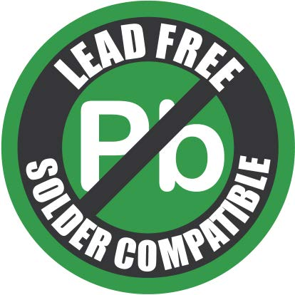 Lead free solder compatible