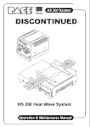 Discontinued Product Manuals