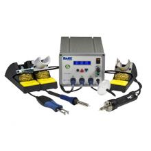 MBT 350 Multi-Channel Solder, Desolder & Rework System with PS-90, MT-100, & SX-100